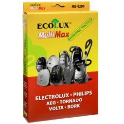 фото Мешки для пыли Ecolux MD 0200