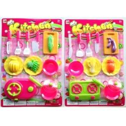 фото Набор посуды игрушечный Kitchen 1707339. В ассортименте