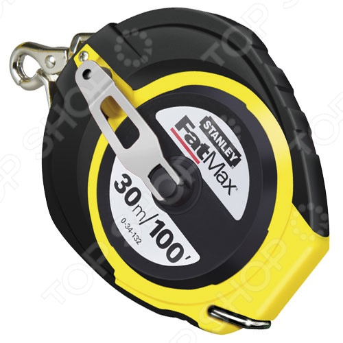 Рулетка Stanley FatMax 0-34-132 рулетка stanley fatmax 30мx9 5мм 0 34 132