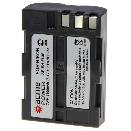 Купить Аккумулятор AcmePower AP-EN-EL3E