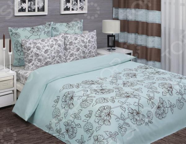 Комплект постельного белья Mona Liza Soho. 2-спальный2-спальные<br>Комплект постельного белья Mona Liza Soho это удобное постельное белье, которое подойдет для ежедневного использования. Чтобы ваш сон всегда был приятным, а пробуждение легким, необходимо подобрать то постельное белье, которое будет соответствовать всем вашим пожеланиям. Приятный цвет, нежный принт и высокое качество ткани обеспечат вам крепкий и спокойный сон. 100 хлопок, из которого сшит комплект отличается следующими качествами:  ткань достаточно мягка и приятна на ощупь, не имеет склонности к скатыванию, линянию, протиранию, обладает повышенной гигроскопичностью, практически не мнется, не растягивается, не садится, не выгорает, гипоаллергенна, хорошо отстирывается и не теряет при этом своих насыщенных цветов;  прошивается исключительно бельевым швом и крепкими нитками в тон комплекта;  за счёт специального переплетения волокон ткань устойчива к механическим воздействиям. Ткань устойчива к механическим воздействиям. Перед первым применением комплект постельного белья рекомендуется постирать. Перед стиркой выверните наизнанку наволочки и пододеяльник. Для сохранения цвета не используйте порошки, которые содержат отбеливатель. Рекомендуемая температура стирки: 40 С и ниже без использования кондиционера или смягчителя воды.<br>