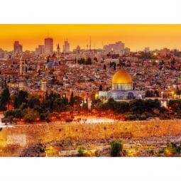 Купить Пазл 3000 элементов Trefl «Крыши Иерусалима»