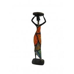 фото Фигурка Феникс-Презент «Африканка с подносом»
