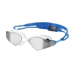 фото Очки для плавания Larsen S53UV. Цвет: белый, синий