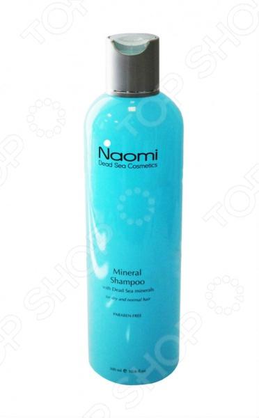 Шампунь для сухих и нормальных волос Bradex Naomi. Mineral ShampooШампуни<br>Шампунь для сухих и нормальных волос Bradex Naomi. Mineral Shampoo великолепное средство по уходу за вашими волосами, страдающими сухостью. С его помощью вы сможете вернуть им былую силу и жизненную энергию. Благодаря тому, что средство дополнительно обогащено минералами Мертвого моря, оно глубоко очищает волосы и кожу головы, нежны и бережно восстанавливает их структуру не утяжеляя и не пересушивая из. Шампунь активно питает кожу головы и смягчает пересушенные корни. Активная формула средства содержит комплекс органических компонентов, за счет чего ваши локоны будут полны объема, блеска и шелковистости.<br>