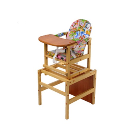 Купить Стол-стул для кормления ПМДК «Октябренок. Мадагаскар»