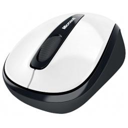 Купить Мышь Microsoft Mobile 3500 Wireless Optical White USB