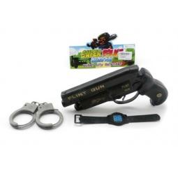 фото Набор оружия игрушечный Shantou Gepai «Полицейский» 900-1
