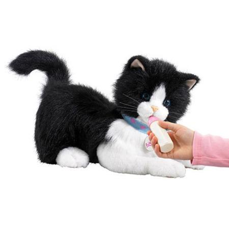 Купить Мягкая игрушка интерактивная Vivid Китти