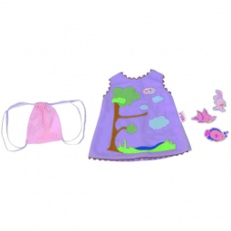 фото Платье для куклы Zapf Creation «Волшебное платьице»