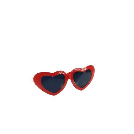 Купить Очки карнавальные Феникс-Презент 34318 «Сердца»