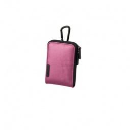 фото Чехол для фотокамеры cyber-shot™ SONY LCS-CSVC. Цвет: розовый