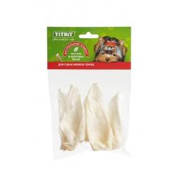 фото Лакомство для собак TiTBiT 8284 «Ухо кроличье диетическое»