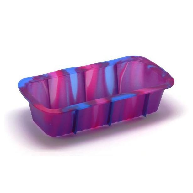 фото Форма для выпечки силиконовая Atlantis «Каравай» SC-BK-005M. Цвет: фиолетовый