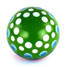 фото Мяч детский Русский стиль лакированный 40615