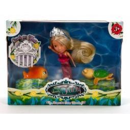 фото Кукла Doll Dak «Мона-русалка с морскими друзьями». В ассортименте