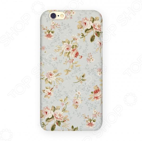 цены на Чехол для iPhone 6 Mitya Veselkov «Розы» в интернет-магазинах