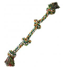 Купить Игрушка для собак DEZZIE «Канат с узлами»