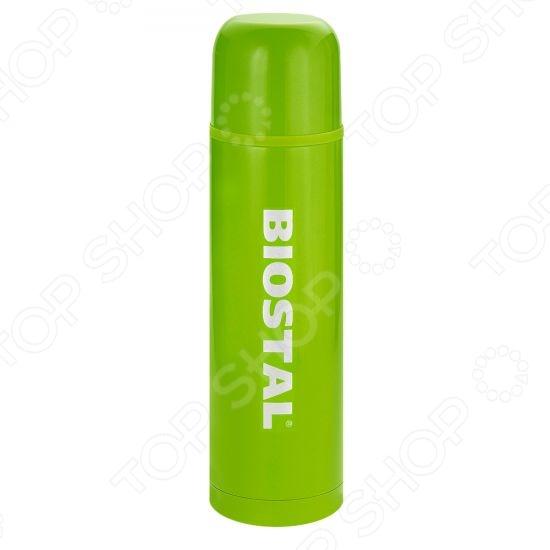 Термос Biostal NB-1000 C-GТермосы и термокружки<br>Термос Biostal NB-1000 C-G с узкой горловиной прекрасно подходит для хранения горячих или холодных напитков: чая, кофе, сока или коктейля. Корпус термоса покрыт слоем яркого износостойкого цветного лака, который надежно защищает его от царапин, сколов, ржавчины и коррозии. Экологически чистый материал колбы никак не влияет на качество и вкус хранящихся продуктов. Главной особенностью этого термоса является его компактность. Внутренняя колба вмещает около 1 л напитка. Его можно брать с собой на работу, на отдых или в поход, на тренировку или рыбалку. Специальная герметичная крышка термоса предохраняет жидкость от вытекания.<br>