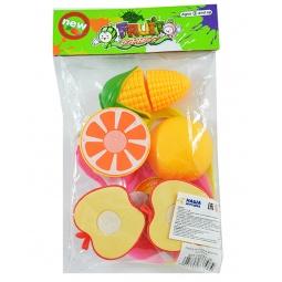 фото Игровой набор для девочки Shantou Gepai «Овощи и фрукты для резки» FD232-18