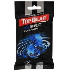 Купить Набор салфеток влажных для рук очищающих Авангард TG-48230 Top Gear