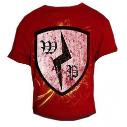 фото Футболка Warrior Poet Lightning Shield-SS T-Shirt. Рост: 122-128 см