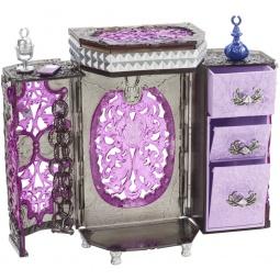 фото Столик туалетный для кукол Mattel CFB16 «Рейвен Квин»