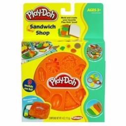 фото Набор пластилина Play-Doh Любимая еда. В ассортименте