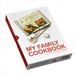 Купить Семейная кулинарная книга My Family. Уцененный товар