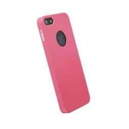 фото Накладка для смартфона Krusell Apple iPhone 5. Цвет: розовый