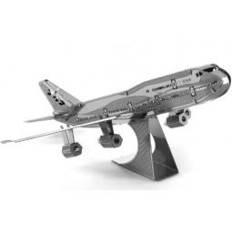 Купить Модель реактивного самолета сборная Metalworks MMS004