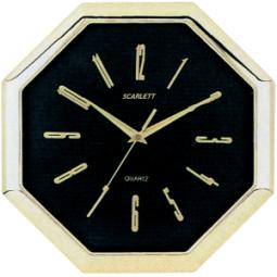 фото Часы настенные Scarlett SC-45 F