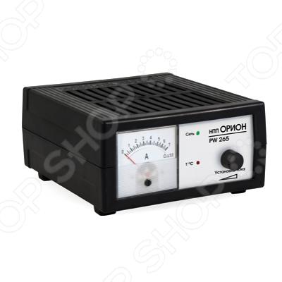 Устройство зарядно-предпусковое ОРИОН PW-265 зарядное устройство орион 265