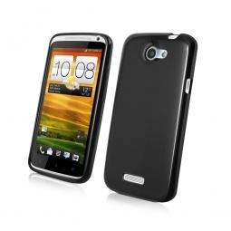 фото Чехол Muvit Minigel для HTC One X/ XL