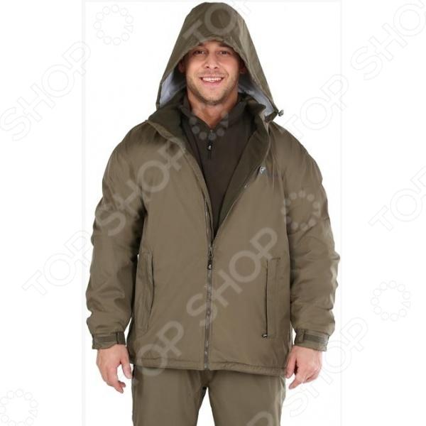 куртка для рыбалки утепленная