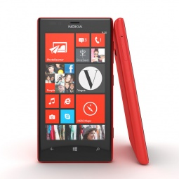 фото Смартфон Nokia Lumia 720. Цвет: красный