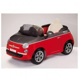 Купить Машина детская электрическая Peg-Perego FIAT 500