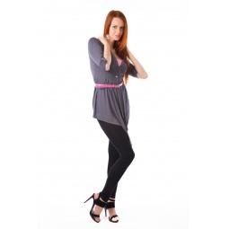 фото Кардиган Mondigo 8514. Цвет: темно-серый. Размер одежды: 46