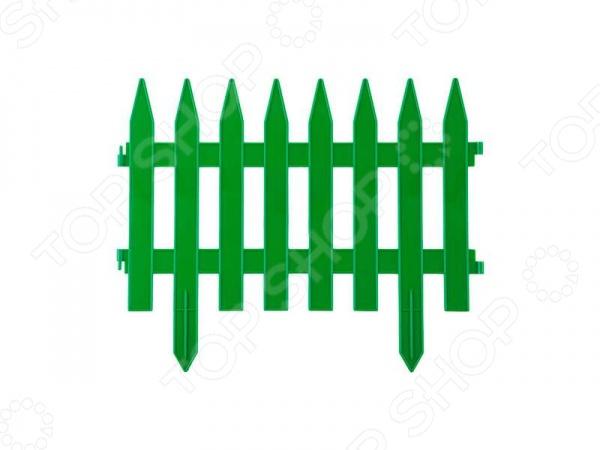 Забор декоративный Grinda «Классика» 422201 Забор декоративный Grinda 422201-G /Зеленый