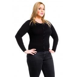 фото Жакет Mondigo XL 9769. Цвет: черный. Размер одежды: 48