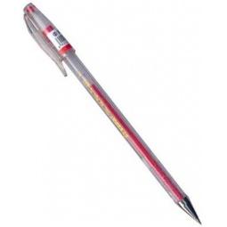 фото Ручка гелевая Beifa PX888. Цвет чернил: красный