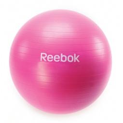 фото Мяч гимнастический Reebok. Размер: 55 см. Цвет: лиловый