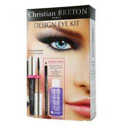 Купить Набор для макияжа глаз Christian Breton Design Eye Kit