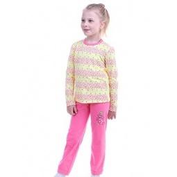 фото Пижама для девочки Свитанак 207465. Рост: 122 см. Размер: 32
