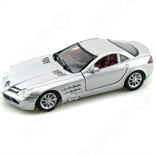 ФОТО Motormax Mercedes-Benz SLR McLaren