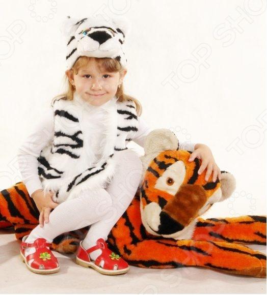 Костюм новогодний детский Костюмы «Тигр» К-040 костюмы alpine pro костюм