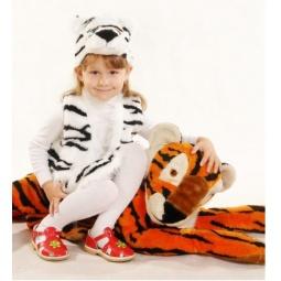 фото Костюм новогодний детский Костюмы «Тигр» К-040