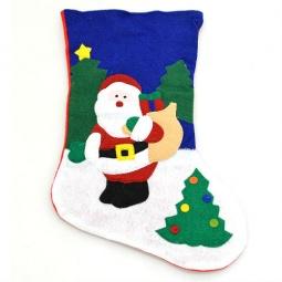 фото Новогодний носок для подарков Winter Wings