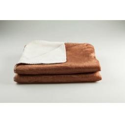 Купить Покрывало Dormeo Extreme Soft. Цвет: коричневый
