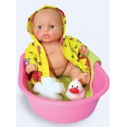 фото Пупс девочка Весна в ванночке 17769